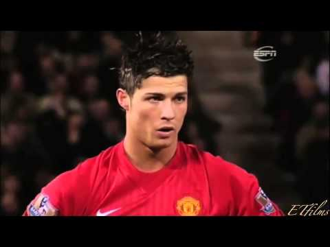 "Cristiano Ronaldo ""Hall of Fame""ft. Will.I.am. Manchester United"