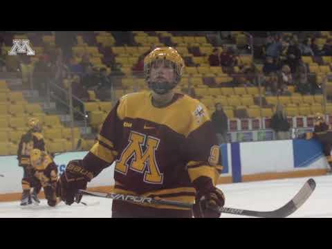 Sydney Baldwin: 2017-18 Gopher Women's Hockey Captain