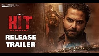 HIT Movie Release Trailer | Vishwak Sen | Ruhani Sharma | Nani | Sailesh Kolanu