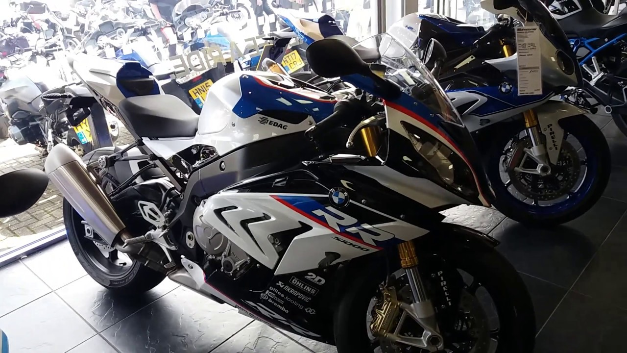 2017 bmw s1000rr hp4 race replica bahnstomers alton youtube. Black Bedroom Furniture Sets. Home Design Ideas