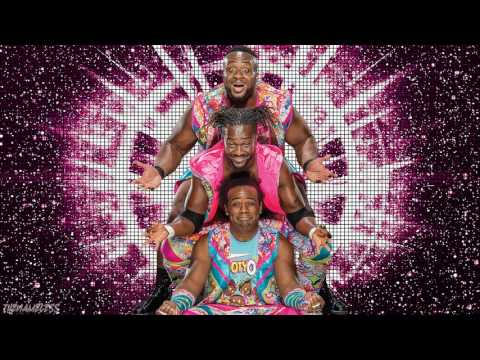 WWE: New Day, New Way The New Day Theme Song 2017