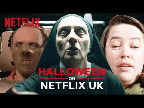 Horror movies and scary shows: Halloween on Netflix UK