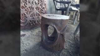 Furniture Antique Kayu Ulin