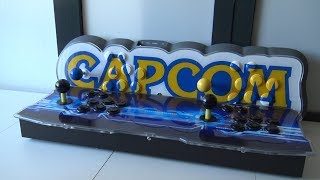 Capcom Home Arcade vs. Pandora's Box !!