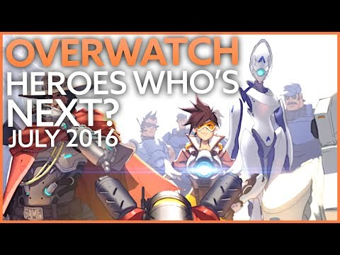 New Overwatch heroes: who's coming next?