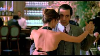 '' The Tango'' From The Movie  ''Scent of a Woman'' By  Al Pacino & Gabrielle Anwar