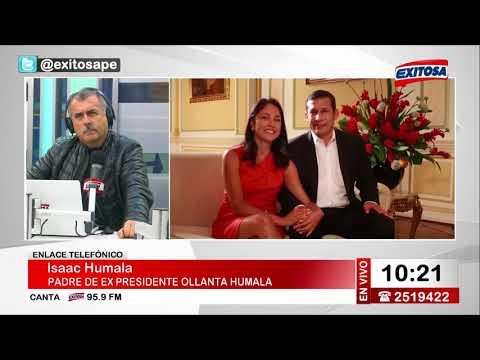 Nicolás Lúcar en Exitosa Noticias Programa Completo 29 de agosto de 2017