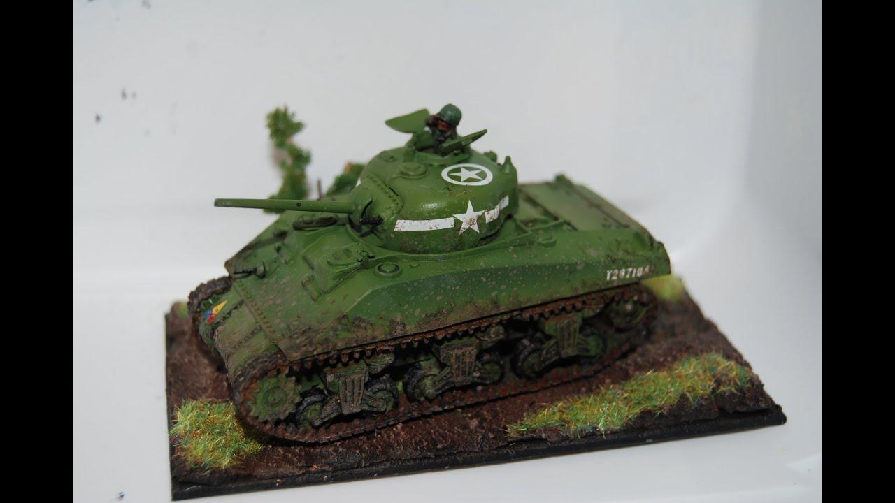 - Building Review - Sherman M4a2 Airfix 1  76 Scale