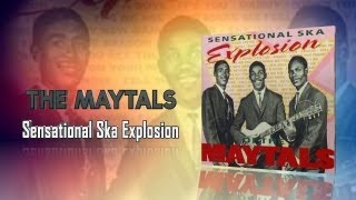 Toots & The Maytals - Sensational Ska Explosion - Tell Me the Reason