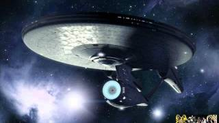Star Trek 2009 theme song by Michael Giacchino - Herói X version