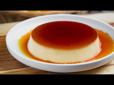 Easy Caramel Pudding Recipe I Creme Caramel With Only 5 Ingredients