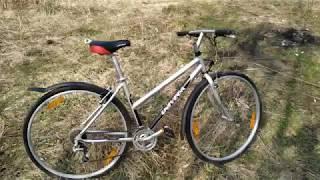Краткий обзор женского велосипеда Univega