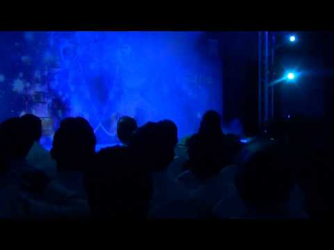 Microsoft Partner Awards Night 2014 Launching Dance Act