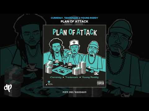 Curren$y, Trademark & Young Roddy - No Hook [Plan Of Attack] Mp3