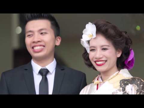 The wedding of Nga & Long