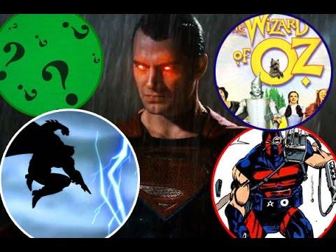 100 Easter Eggs In Batman V Superman: Dawn Of Justice