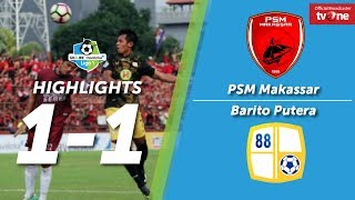 Download Video PSM Makassar vs Barito Putera: 1-1 All Goals & Highlights MP3 3GP MP4