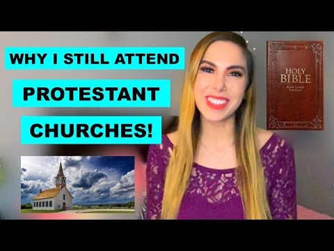 Why I STILL attend Protestant & Orthodox Churches!!! (As a Catholic)