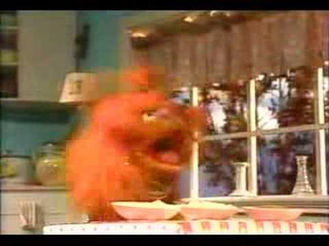 Sesame Street - Cereal Girl
