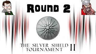 The Silver Shield Tournament 2 - Round Two - Alex the Rambler v Lionheart!