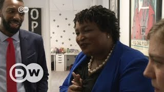 Will Stacey Abrams become first black female governor in US?   DW English
