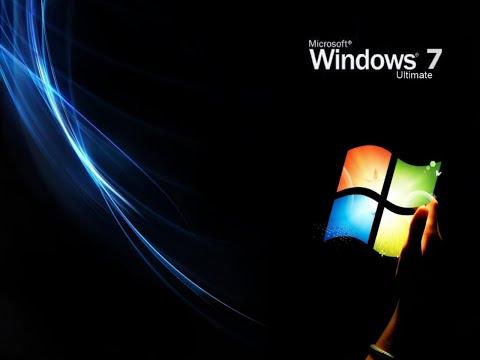 Долго устанавливается Windows 7. Не появляется окно установки Windows 7.