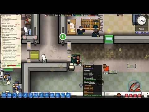Bye bye annoying prisoner Prisoner Architect