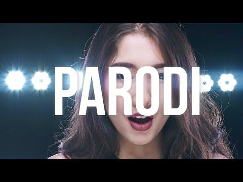 Parodi GAPAPA JELEK YANG PENTING SOMBONG feat  DEVINAUREEL, EKA GUSTIWANA