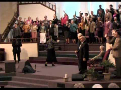"""Faith That Builds"" – Bishop C. Patton Williams – 03/18/2012"