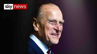 Watch live: The Duke of Edinburgh, Prince Philip, has died