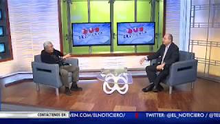 La Entrevista El Noticiero Televen - Luis Buttó - 25-07-2017