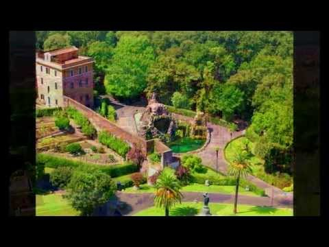 popular travel destinations for visit 2015 | Gardens of Vatican