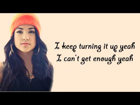 Can't Get Enough (feat. Pitbull) – Becky G – Lyrics