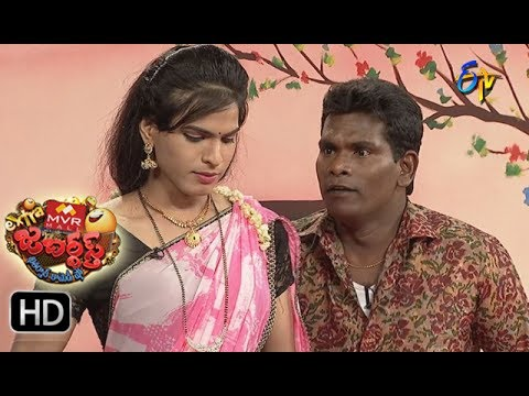 Chammak Chandra Performance | Extra Jabardsth | 2nd June 2017 | ETV  Telugu