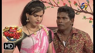 Chammak Chandra Performance | Extra Jabardsth | 2nd June 2017 | ETV  Telugu