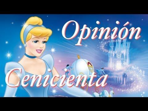 Cenicienta opini n de la pel cula de disney youtube - Pelicula cenicienta disney ...