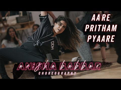 BOLLYWOOD FUNK  Aa Re Pritam Pyaare  Anisha Babbar Choreography
