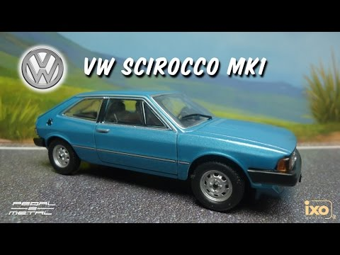 1980 VW Scirocco Mk1 by IXO | Review