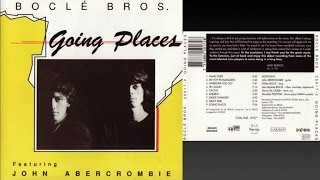 Gildas Boclé, Jean-Baptiste Boclé - Going Places - full album