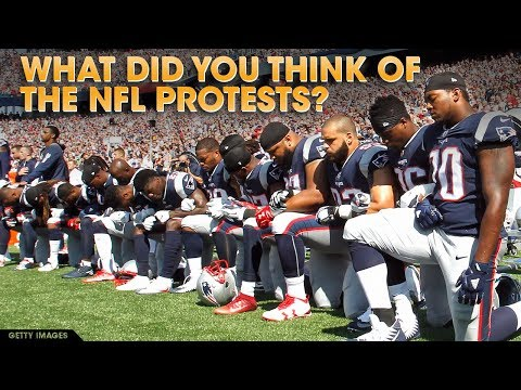 What Did You Think Of The NFL Protests?