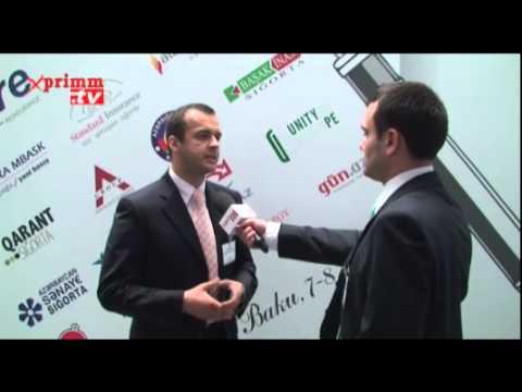 Azer ALIYEV Executive Director, Azerbaijan Insurance Association