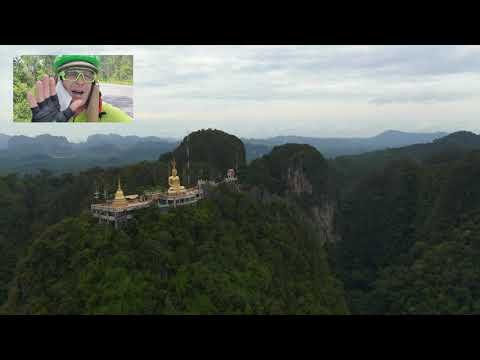 Cycling To The Edge Of The Flat Earth Via Thailand thumbnail