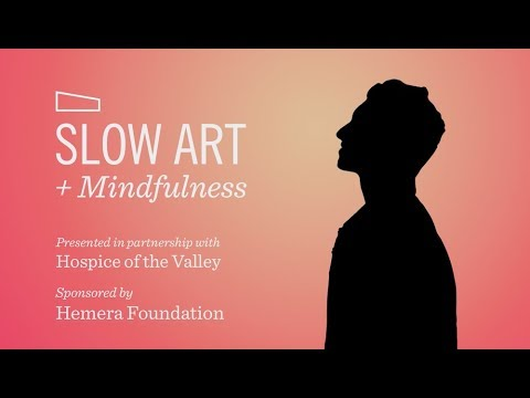 Slow Art + Mindfulness At Phoenix Art Museum