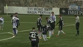 «Буковина» (Чернівці) - МФК «Миколаїв».2:0 (Терехов)