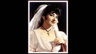 Callas and Corelli sing the Act I duet of Puccini's Tosca in 1965 (much better sound!)