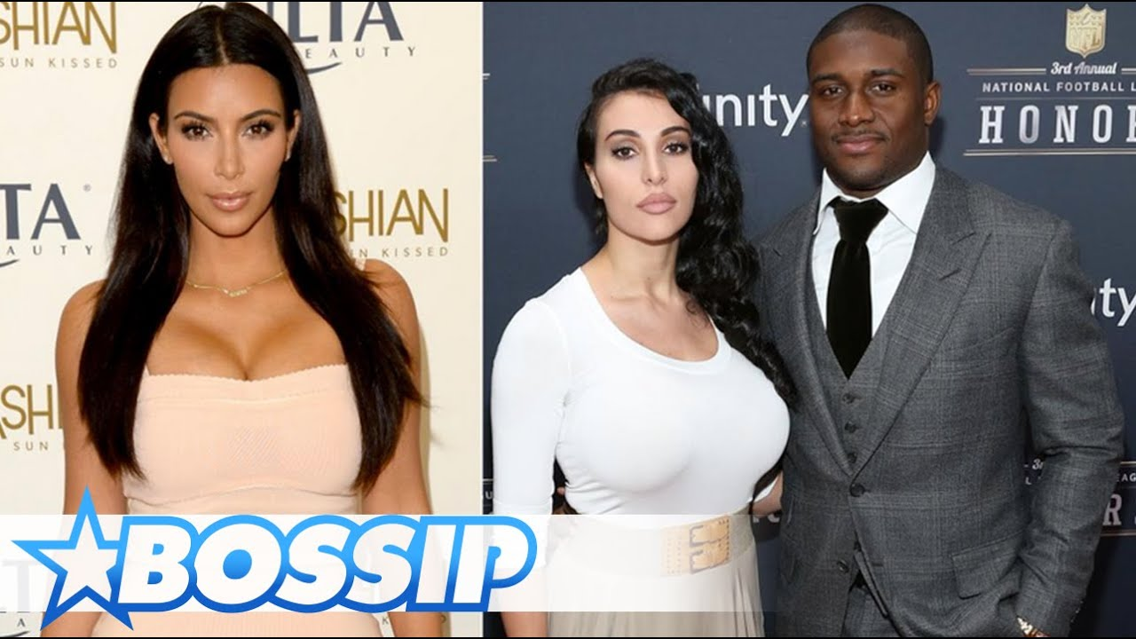 Reggie Bush And Kim Kardashian Married
