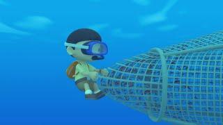 Leo the Wildlife Ranger Minisode #157 - Scalloped Hammerhead Shark