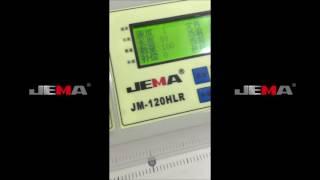 JM 120HLR   Auto cutting machine