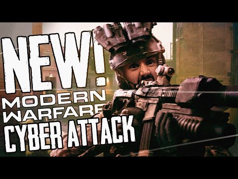 Call of Duty 'Modern Warfare' has an EPIC New Gamemode!