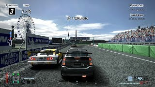 Gran Turismo 4 - Toyota Prius GT PS2 Gameplay HD
